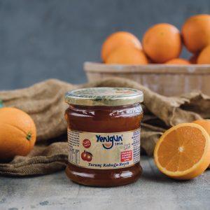 450 gr. GOLD SERIE (65%) Karčiųjų apelsinų žievelių džemas