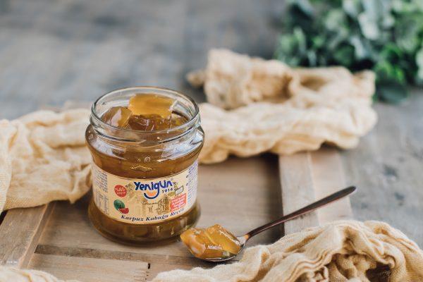450 gr. GOLD SERIE (65%) Arbūzų žievelių džemas
