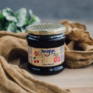 450 gr. GOLD SERIE (65%) Saldžiarūgštis vyšnių džemas