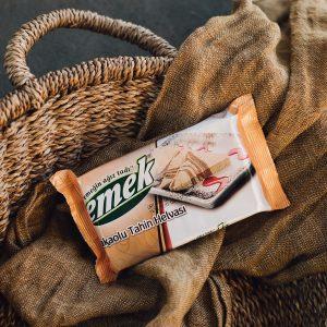 175 gr. Sezamų sėklų chalva su kakava